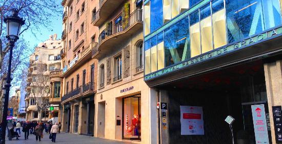 Hotel Royal Passeig de Gracia: Royal Passeig de Gracia