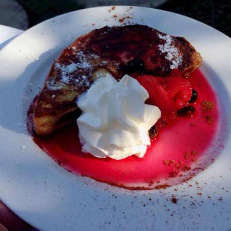 Saint Michael Parish, Barbados: French toast