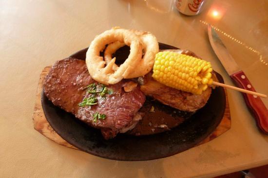 Bruno's Restaurant: Prime Rib