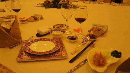 Lakeside Hotel : muy buena calidad en cenas.