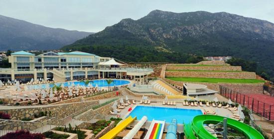 Orka Sunlife Resort Hotel Oludeniz