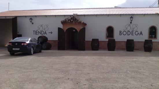 Almargen, España: Bodega de Vino