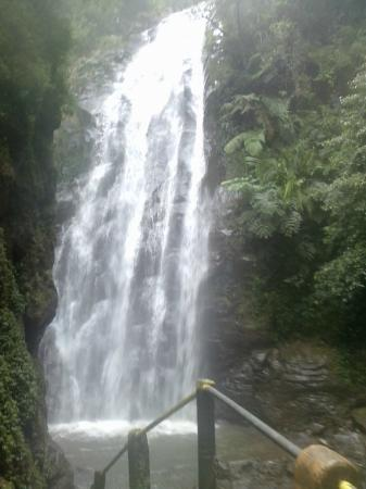 Muara Jaya Waterfall