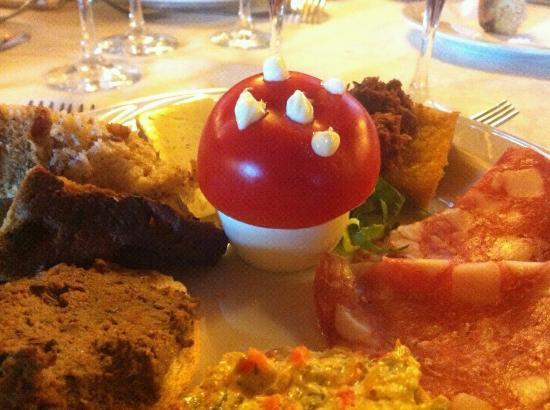 La Torricella : Antipasto di Pasqua!