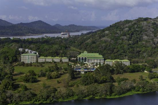 View of Gamboa Rainforest Resort