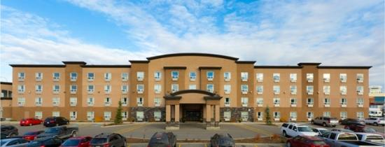 Service Plus Inns & Suites Calgary: Hotel