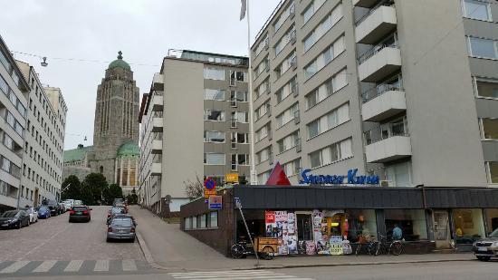 2015 April 9th. Sandro Bar & Kitchen. Kolmas linja 17. Helsinki. - Picture of Sandro Kallio ...