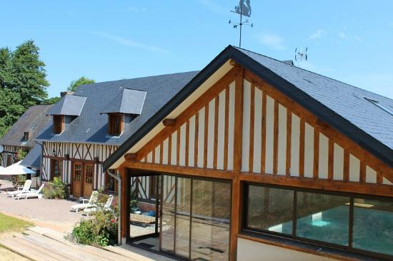 Chambres d 39 hotes du clos devalpierre b b glanville - Chambres d hotes basse normandie calvados ...