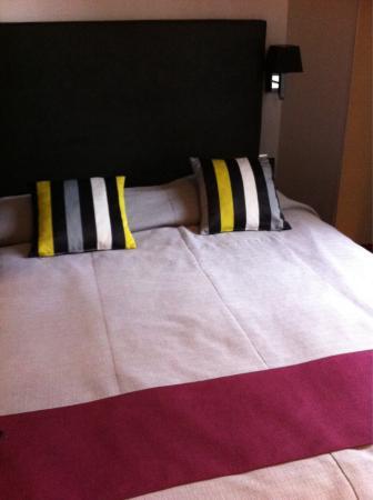 Hotel St-Martin: Notre jolie petite chambre 4
