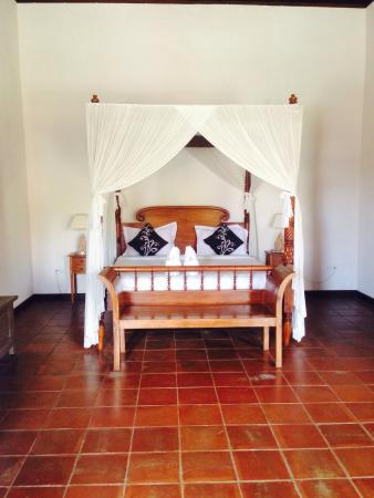Villa Mimpi Manis Bali: Comfy bed - slept every night