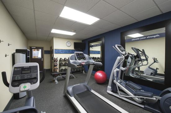 Hampton Inn & Suites Dothan: Fitness Center