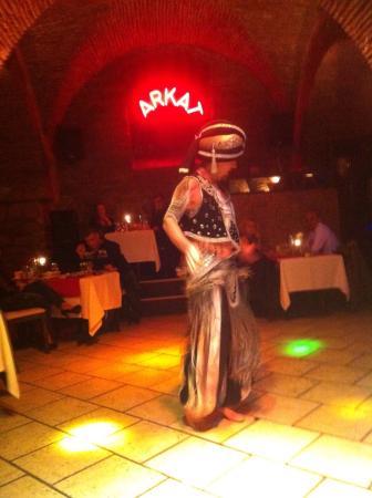 Taşhan Arkat Night Club