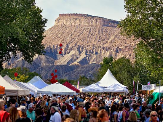 Grand Junction, CO: Festivals for the whole family