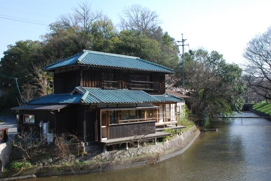 Mizube no Cafe Miyake Shouten Sakazu