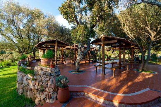 Pozzo di Mastri: Pour un déjeuner en plein air