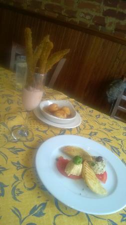 Isabella's Taverna & Tapas Bar : Tapas