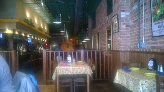 Isabella's Taverna & Tapas Bar : Nice atmosphere