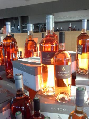 Caveau du Moulin de la Roque : Vins rosé du Moulin de la Roque
