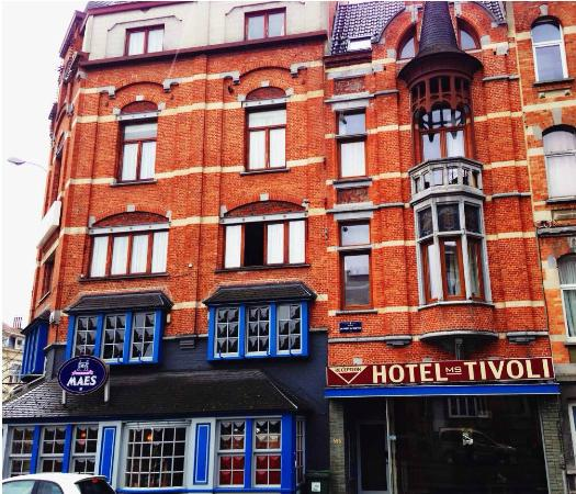 Photo of Hotel Tivoli Brussels