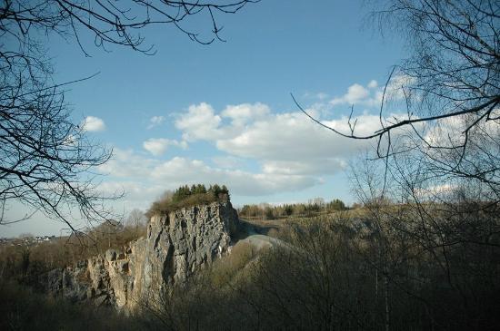 Klettergebiet Hillenberg