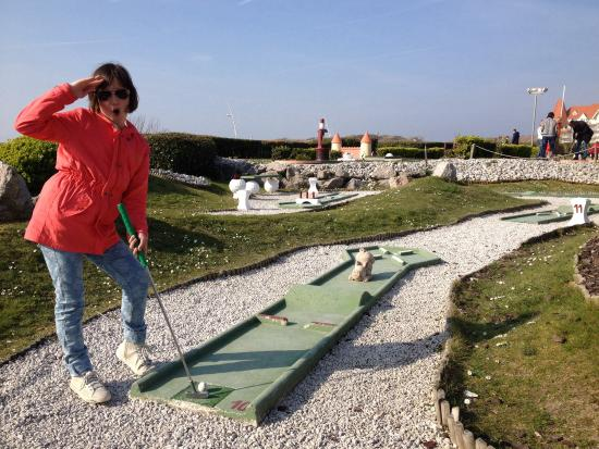‪Mini Golf du Touquet‬
