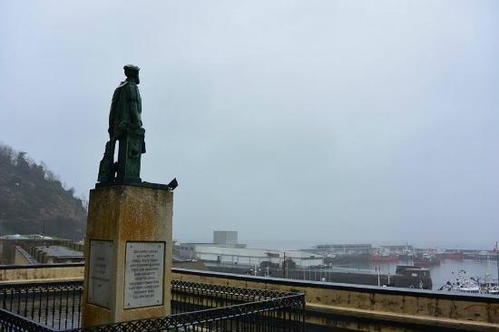 Estátua Juan Sebastián Elkano