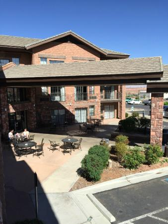 Days Inn & Suites Page Lake Powell: well maintained property