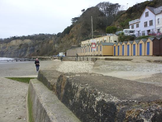 Daish S Hotel Shanklin Seafront
