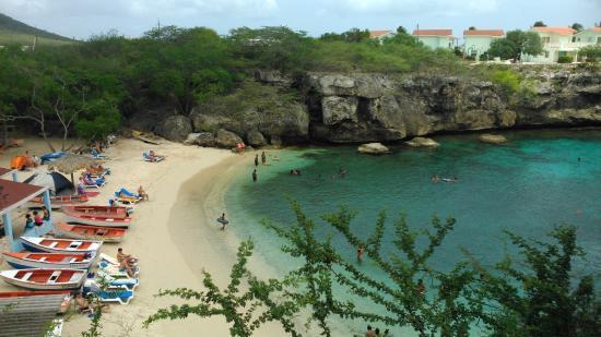 Lagoon Ocean Resort : Vista para a praia Lagun