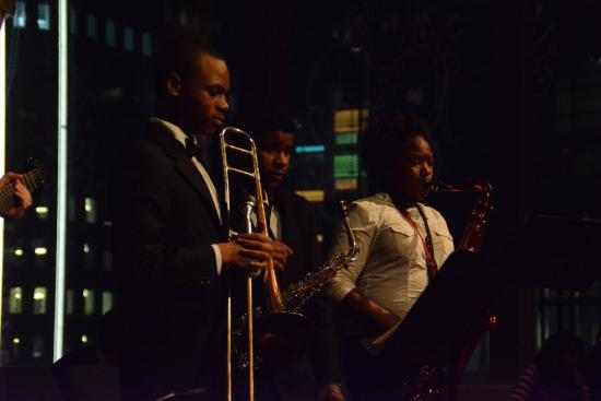 Jazz at Lincoln Center: 1