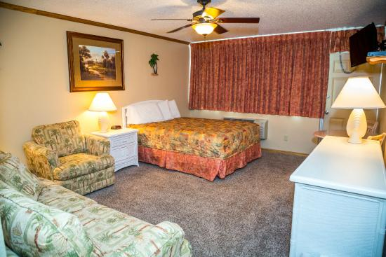 Ocean Landings Resort and Racquet Club: Hotel executive room
