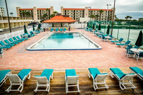 Ocean Landings Resort: Gang plank pool