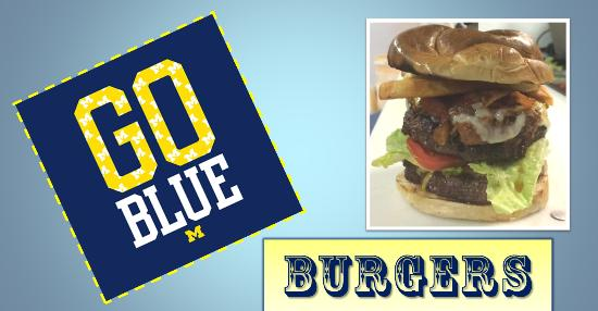 Boro Bar & Grill: Go Blue