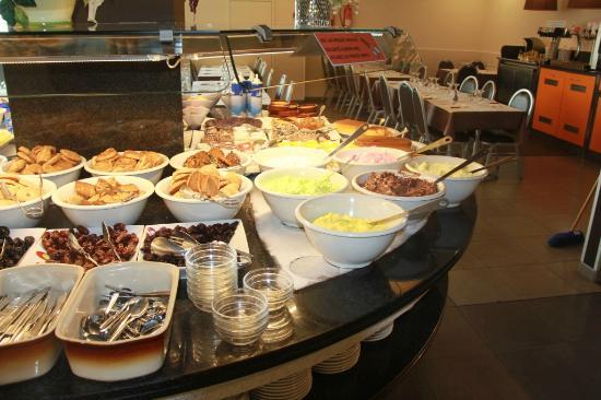 Gran Buffet Libre : het buffet