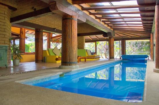 Foto de rancho del agustin eco hotel valle de bravo for Albercas portatiles en hermosillo