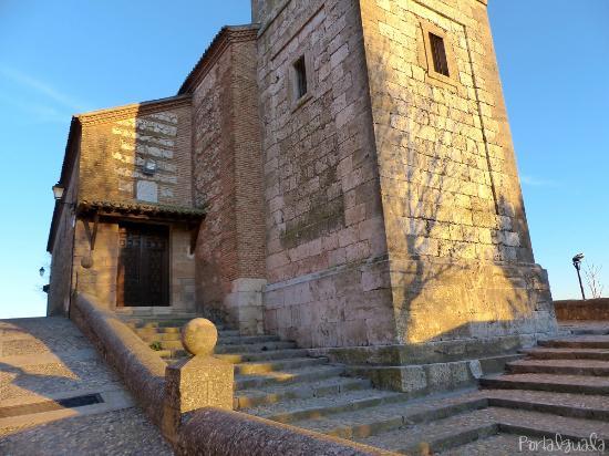 Hita, إسبانيا: Iglesia de San Juan Bautista en Hita