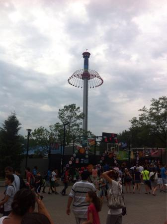 Taman Hiburan Canada's Wonderland: Canada's Wonderland
