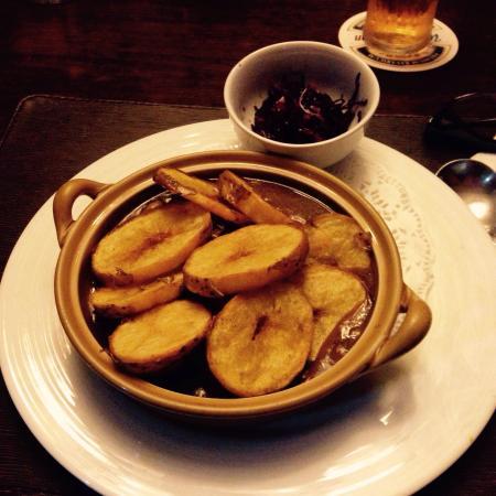 Punch & Judy Pub: Gorgeous lamb hotpot