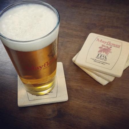 Mayflower Brewing Company : Mayflower IPA