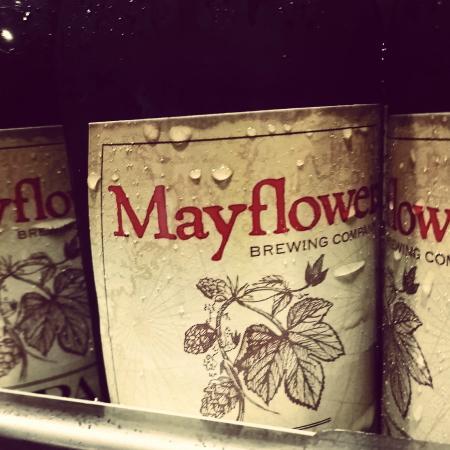 Mayflower Brewing Company: IPA