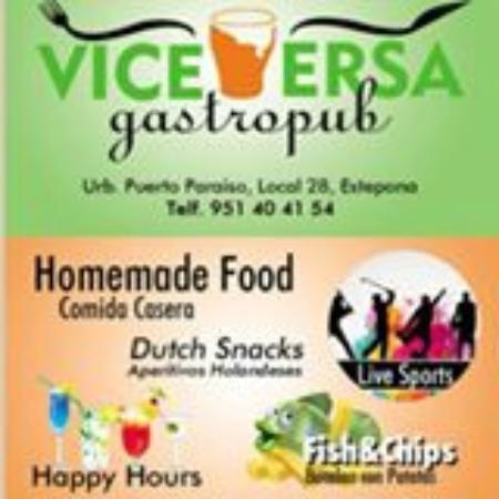 Gastropub Viceversa
