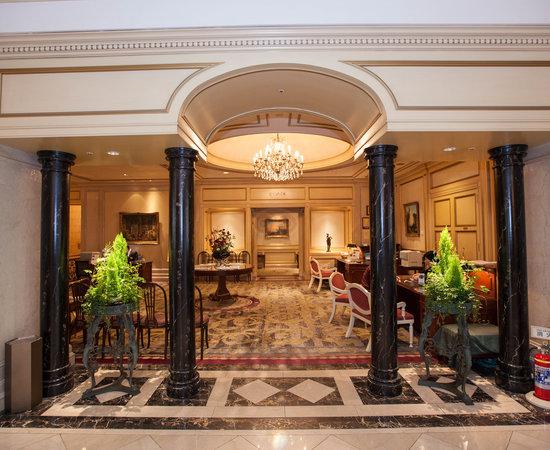 Rihga Royal Hotel Tokyo Restaurants