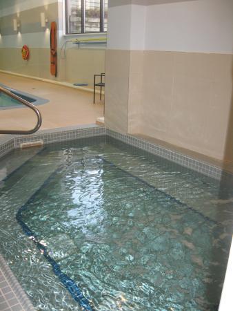 BEST WESTERN PLUS Cambridge Hotel : Hot Tub