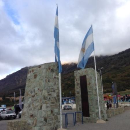 Knapp Legendary Ski Hotel: Este es el ingreso al cerro