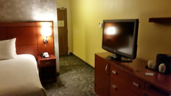 Courtyard Kansas City Overland Park/Convention Center: Room
