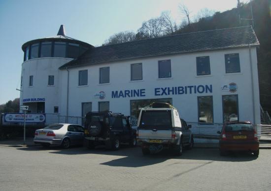 Tobermory Marine Exhibition: Building