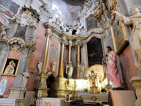 Костёл Святой Терезы