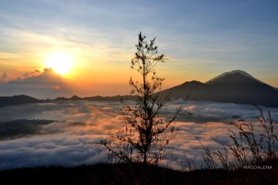 Bali Four Peaks Trekking - Day Tours