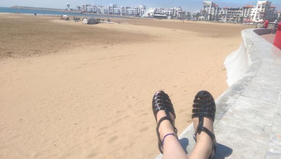 Seafront Promenade : Xx