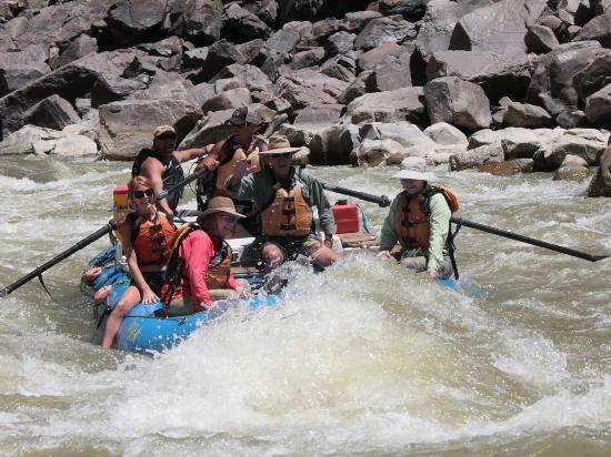 Grand Junction, CO: Rafting on majestic rivers